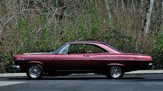 1966 Mercury Comet Cyclone GT