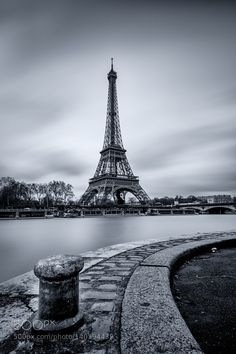 http://ift.tt/1SGOK8t #Architecture #Photography Paris - Eiffel tower by christophe-buiron http://ift.tt/1Kp2y5t