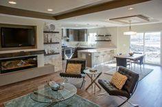 Urban Prairie Homes Homes, Patio, Urban, Outdoor Decor, Kitchen, Home Decor, Houses, Cooking, Decoration Home