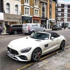 """2,093 Likes, 15 Comments - Domy Sta (@staeldo) on Instagram: """"The brand new AMG GT Convertible  #liveupload #mercedes #amg #gtc #amggt #mercedesamg #london…"""""""
