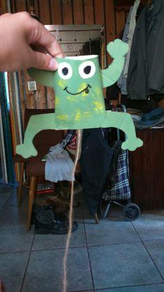 My Little happy frog :)