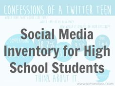 This is a fun activity where students can actively see what they have posted on social media. It teaches them what they should and should not be posting online and how it can affect them in the future.