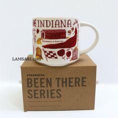 Indiana, Starbucks, Ceramics, Mugs, Tableware, Ceramica, Pottery, Dinnerware, Tumblers