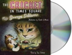 The cricket in Times Square -- Amy/ Children's Librarian
