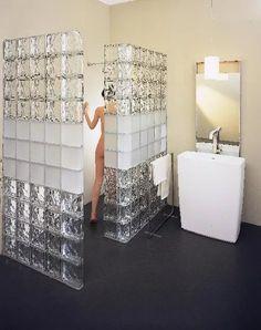 душевая кабина из стеклоблоков своими руками: 12 тыс изображений найдено в Яндекс.Картинках