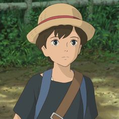 Hayao Miyazaki, Anna, When Marnie Was There, Studio Ghibli Art, Cartoon Profile Pictures, Chica Anime Manga, Aesthetic Pastel Wallpaper, Old Anime, Cute Wallpapers