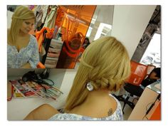 www.piubellacoimbra.com Bellisima, Hair Styles, Beauty, Hair Plait Styles, Hair Makeup, Hairdos, Haircut Styles, Hair Cuts, Hairstyles