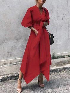 Long Sleeve Midi Dress, Short Sleeve Dresses, Dresses With Sleeves, Short Sleeves, Plus Size Maxi Dresses, Dresses Dresses, Casual Dresses, Pageant Dresses, Casual Outfits