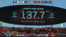 The loudest fans in the NFL. | 11 Reasons You Should Start Loving The Kansas City Chiefs