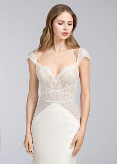 Bridal Gowns and Wedding Dresses by JLM Couture - Style 8663