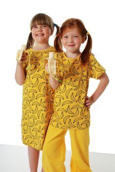 More Than A Fling Bananas Dress