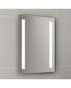 Omega Led-Verlichte Badkamerspiegel - 100 x 60 cm | badkamer ...