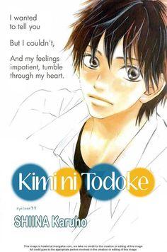 Kimi ni Todoke 33 Page 3