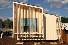 Gorgeous Woodsy Finnish Entry in Solar Decathlon Wins First Prize For Architecture : TreeHugger