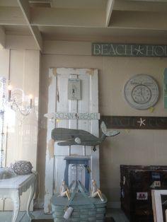 Vintage shop Newport Avenue Ocean Beach San Diego California