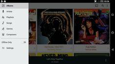 Transmite la música de todas tus cuentas de alojamiento en la nube a tu dispositivo Android