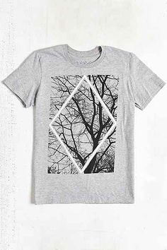 Bowery Forest At Sunset Tee - Urban Outfitters