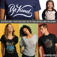 Such a great #SEVENLY campaign and great cause! AWESOME shirts!! www.autismunited.org/shop/sevenly