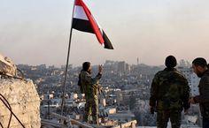 Сирийская армия освободила 60% восточного Алеппо http://mnogomerie.ru/2016/12/03/siriiskaia-armiia-osvobodila-60-vostochnogo-aleppo/  Вооруженные сирийские повстанцы потеряли более половины своих территорий в восточном Алеппо, сообщают правозащитники. Ранее Минобороны сообщило, что в ситуации в Алеппо произошел «кардинальный перелом» Сирийские правительственные войска отбили у повстанцев 60% территорий ввосточном Алеппо, захватив накануненовый квартал. Об этом сообщает Reuters соссылкой…