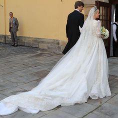 Ekaterina Malysheva Lors De Son Mariage À Hanovre, Le 8 Juillet 2017 26