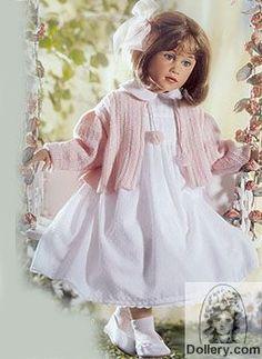 Sissell Skille Maren 2000 artist doll by Goetz
