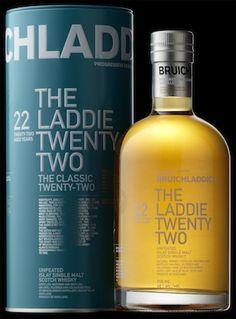 The Laddie Twenty Two Year Old Whisky - Single Malt Scotch