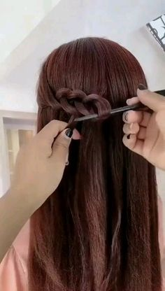 Best Indoor Garden Ideas for 2020 - Modern Easy Hairstyles For Long Hair, Braided Hairstyles, Wedding Hairstyles, Summer Hairstyles, Hair Upstyles, Hair Videos, Hair Hacks, Hair Lengths, New Hair
