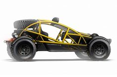 New Release Ariel Nomad 2015 Review Side View Model