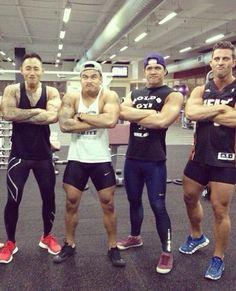 sport men . tight