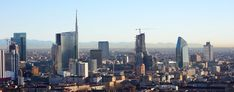 Milano skyline 02 - Global city - Wikipedia, the free encyclopedia