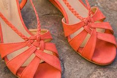 Sag Sandals from Sessun