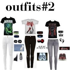 """""""Untitled #67"""" by aripunk on Polyvore"""