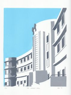 The Midland Hotel, Morecambe, by Inkshed Press