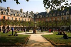 Place des Vosges, Paris (by angelsgermain)