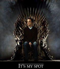 Its my spot! ~ Big Bang Theory