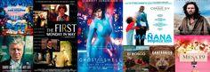 Los trailers de los 10 estrenos de películas y documentales para esta semana