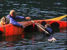 Kayak Camping Re-entering a Sit-Inside Kayak - Part 2 - Kayak Fishing Tips, Kayaking Tips, Kayak Camping, Gone Fishing, Fishing Boats, Campsite, Sit On Kayak, Canoe And Kayak, Kayak Parts