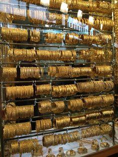 Gold Souk - vitrine