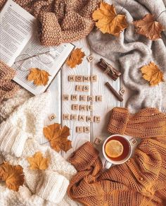 Autumn Photography, Book Photography, Fall Wallpaper, Iphone Wallpaper, Books And Tea, Autumn Aesthetic, Cosy Aesthetic, Autumn Cozy, Fall Pictures