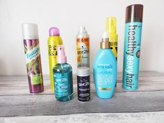 Current Hair Favourites