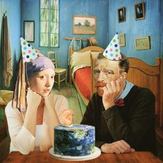 """""""There may be a great fire in our soul, yet no one ever comes to warm himself at it, and the passers-by see… Happy Birthday Images, Happy Birthday Greetings, It's Your Birthday, Birthday Wishes, Birthday Cards, Birthday Sayings, Sister Birthday, Johannes Vermeer, Monalisa Wallpaper"""