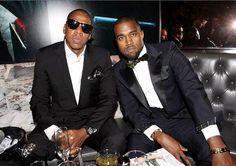 """Jay-Z critica casamento de Kanye West """"exagerado e fora de proporção"""" http://angorussia.com/?p=18963"""