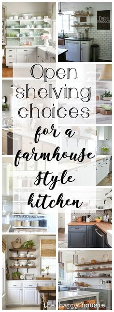 Hello and welcome back for the second instalment in my farmhouse kitchen planning series! I'm helping some friends give their new-t0-them home a modern farmhouse makeover {with colour!} and one of the main rooms that is being overhauled is the kitchen. The other day I shared some awesome DIY modern farmhouse kitchens where they painted and …
