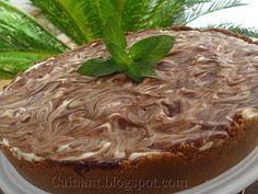 tarta de chocolate al caramelo