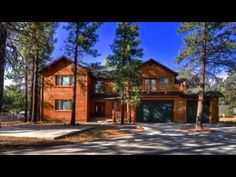 Big Bear Cabin #15 Waterscape Estate 5Bed/4.5 Bath To Book call (310) 800-5454 or click the image! #BigBear #california #lake #5starvacation