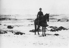 An Army officer looking at the aftermath of the battle; three days later! - Wounded Knee   Lakota   December 29, 1890. Wounded Knee became a catch phrase for all the wrongs inflicted on Native Americans by the descendants of Europeans. In 1973 Indian activist drawing on the courage of their ancestors would stage another confrontation there.