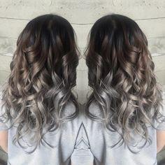 "3,790 likerklikk, 144 kommentarer – Los Angeles Hair Salon (@butterflyloftsalon) på Instagram: ""Warm Tones Blending Into Cool Tones... By Butterfly Loft stylist Vanessa @vanessashairaddiction"""