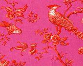 West Indies by Jennifer Paganelli, Matilda in pink, 1 yard