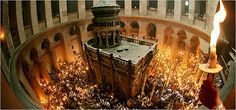 Church of the Holy Sepulchre-Jerusalem, Israel-Old City. Holy Saturday, Religious Architecture, Christian Church, Holy Land, Old City, Kirchen, Palestine, Pilgrimage, Places To See