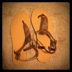 Forever 21 sandals Size 8 forever 21 sandals. NWOT Forever 21 Shoes Sandals